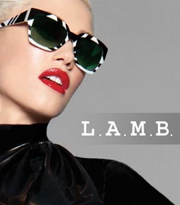 gx by GWEN STEFANI eyewear collection